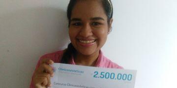 Ganadora de la 6ª edición: Lina García