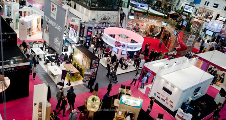 Feria Internacional de belleza y salud en Colombia