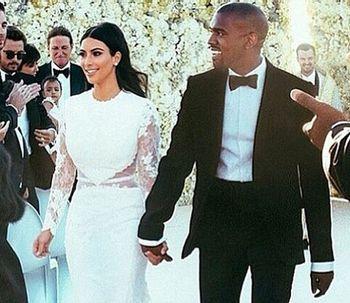 Tratamientos de Kim Kardashian para su boda