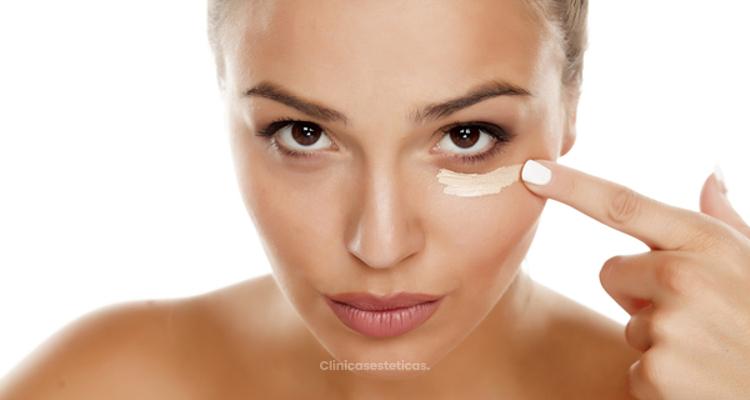 Ojeras: Síntomas de envejecimiento