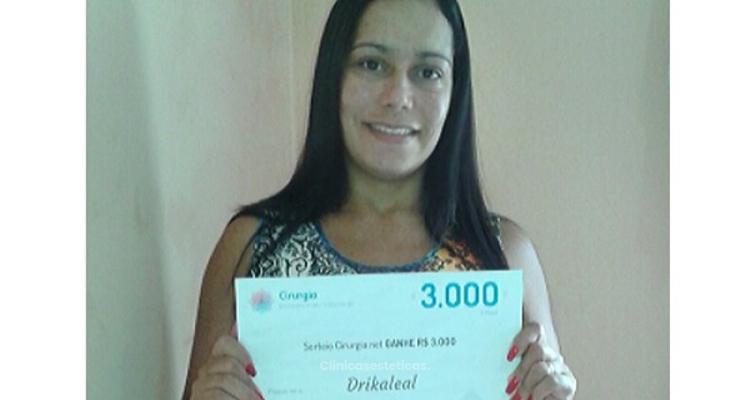 Ganadora del sorteo de enero: Drikaleal