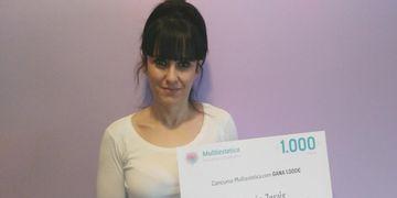 Ganadora de la 13ª edición: Maria Jesús