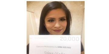 Ganadora de la 19ª edición: DoloresMedina