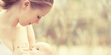Tengo pezones invertidos ¿Podré lactar a mi bebé?