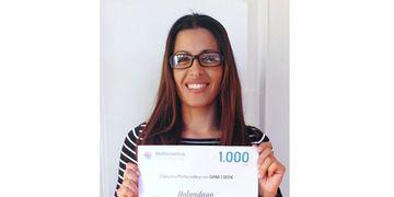Ganadora de la 21ª edición: Yolandayo