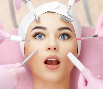 ¿Adictos a la cirugía estética?
