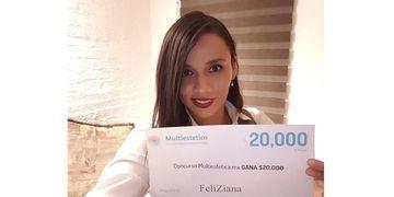Ganadora de la 29ª edición: FeliZiana