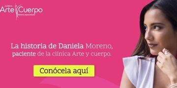 La historia de Daniela Moreno, paciente de la Clínica Arte y Cuerpo