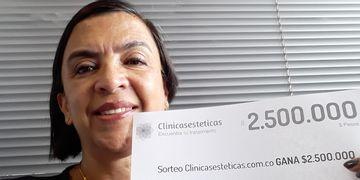 Ganadora de la 30ª edición: Ana Maria Plazas