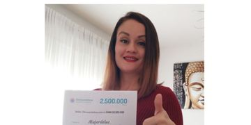 Ganadora de la 36ª edición: Mujerdeluz