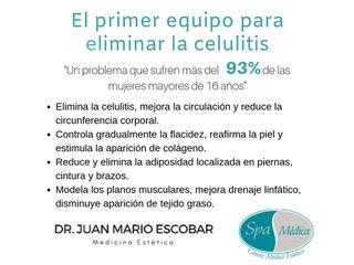 Spa Médica - Dr. Juan Mario Escobar