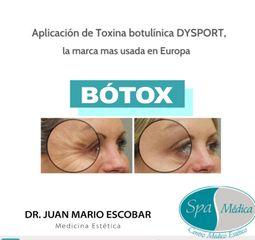 Bótox - Dr. Juan Mario Escobar