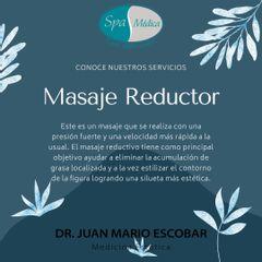 Masaje reductor - Dr. Juan Mario Escobar