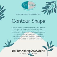 Contour shape - Dr. Juan Mario Escobar