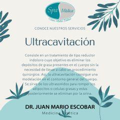 ultracavitacion - Dr. Juan Mario Escobar