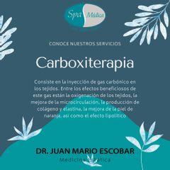 Carboxiterapia - Dr. Juan Mario Escobar