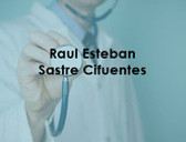 Dr. Raul Sastre Cifuentes