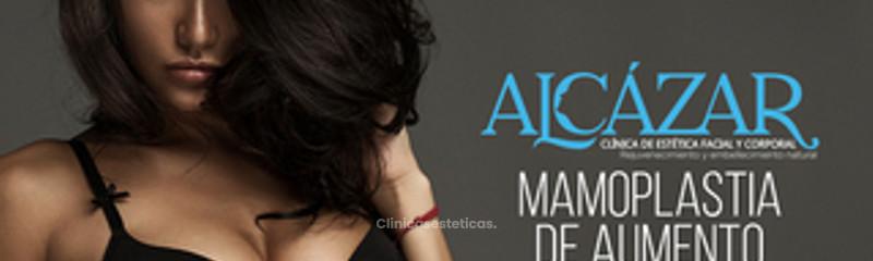 Mamoplastia de Aumento Clínica Alcázar