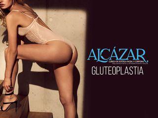 Gluteoplastia Clínica Alcázar.