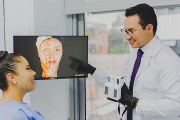 Analisis 3D Objetivo y Cuantificable de tu Piel
