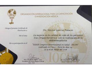 Dr Garcia Palacio