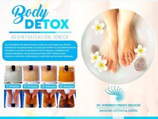 Body DETOX Desintoxicacion Ionica