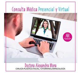 Doctora Alexandra Mora