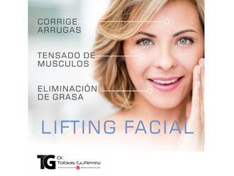 Lifting facial - 639798