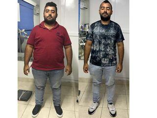 Sebastian 30 kilos 8 meses.