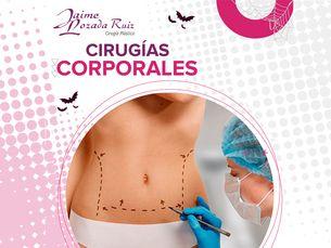 Cirugías Plásticas Corporales