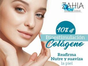 Bioestimulación de colágeno