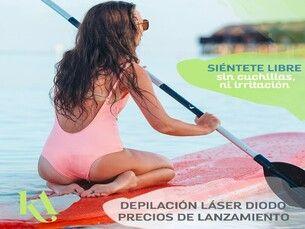 Depilacion laser paquetes.