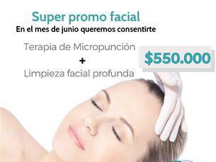 Super promoción Facial