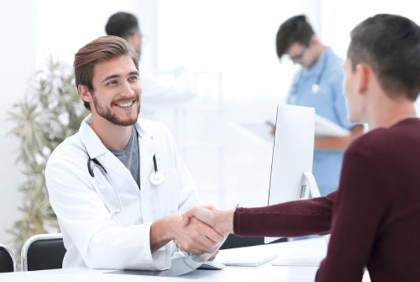 Primera consulta de hiperhidrosis