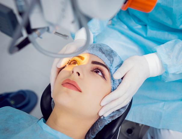 Tratamiento para bolsas de ojos