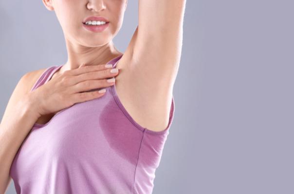 causas de la hiperhidrosis