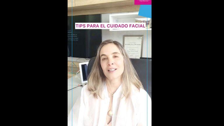 Tips cuidado facial - Doctora Alexandra Mora