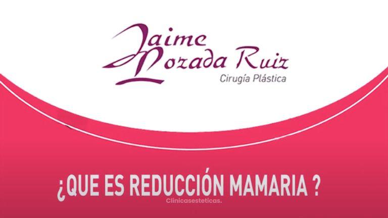 ¿Qué es Reducción mamaria?