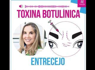 Bótox entrecejo - Doctora Alexandra Mora