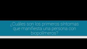Síntomas biopolímeros
