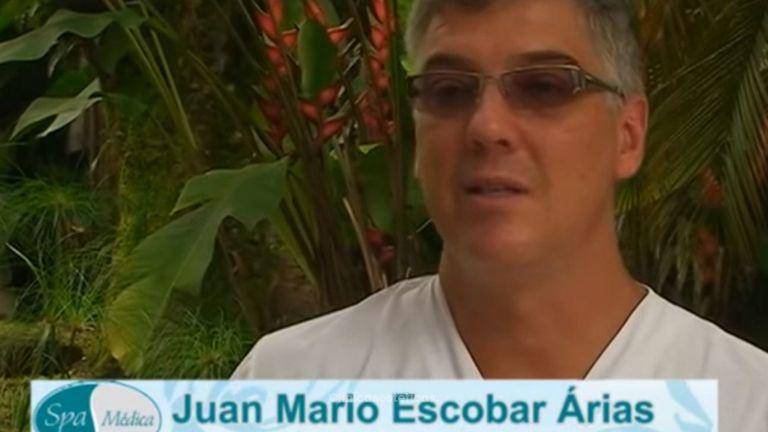 Laserlipólisis - Dr. Juan Mario Escobar.