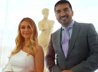 Dr. Luis Fernando Reyes y Dra. Nicole Echeverry