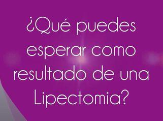 Lipectomia no es lo mismo que una abdominoplastia