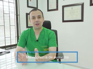 Mamoplastia de aumento - Dr. Jaime Pachón