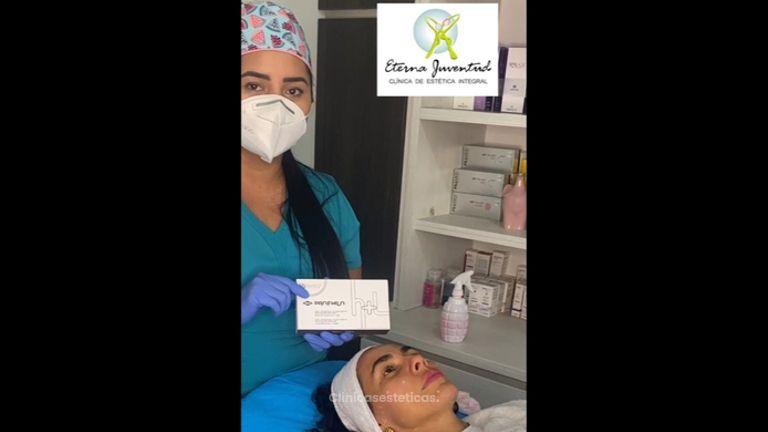 Rejuvenecimiento facial - Clínica Eterna Juventud