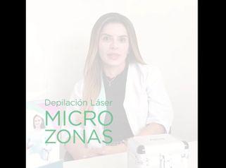 Depilación microzonas - Massai Clínica