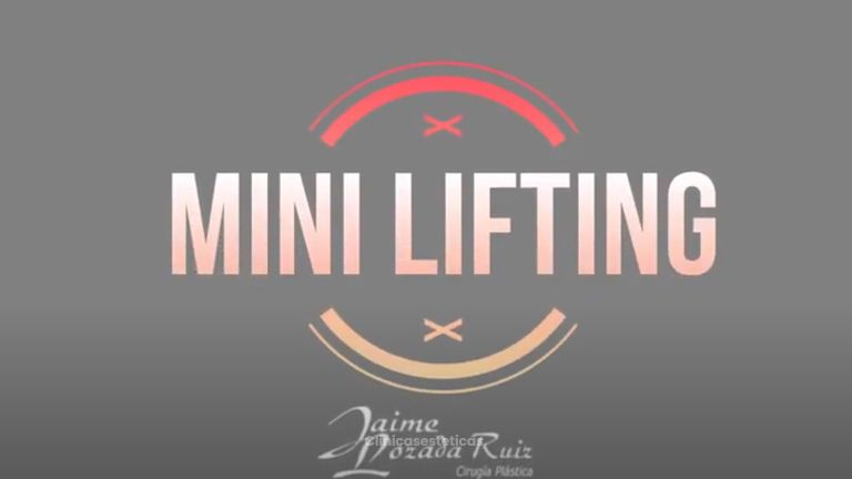 ¿Qué es Mini Lifting?