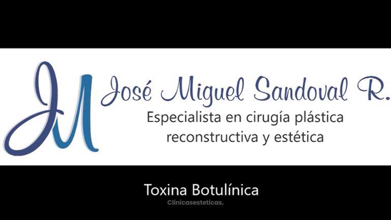 Bótox - Dr. José Miguel Sandoval Rodríguez