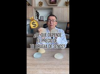 ¿De que depende el precio de tu cirugía de senos? - Dr. Álvaro Ossa