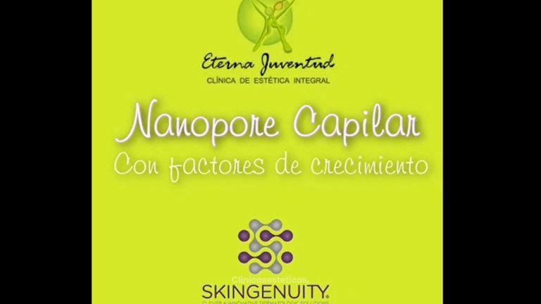 Nanopore capilar - Clínica Eterna Juventud